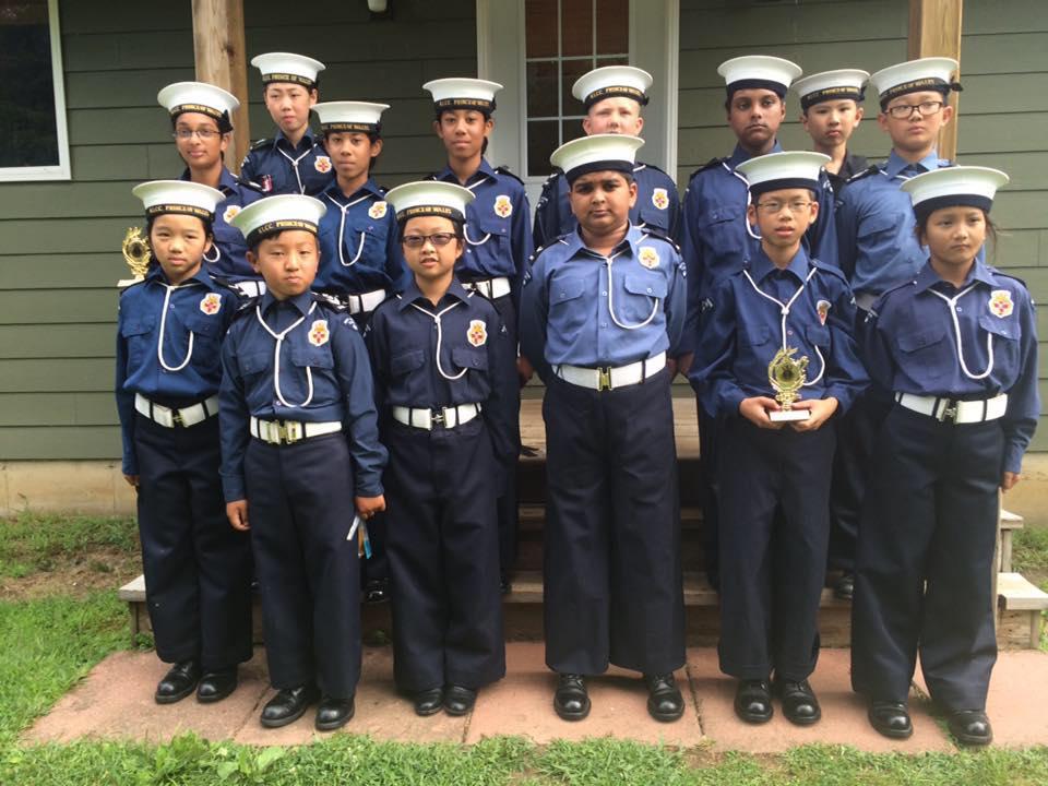 57 Cadets